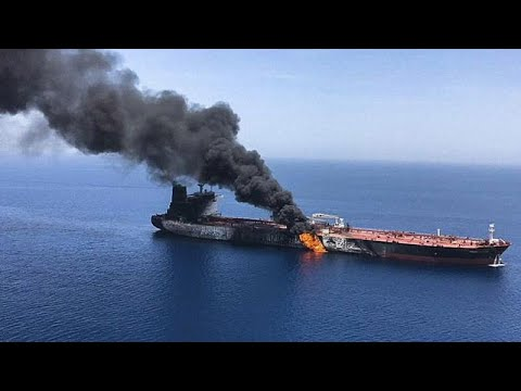 France 24:Iran categorically rejects 'U.S. unfounded claims' on attacks to oil tankers