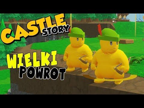 WALECZNE DELMY POWRACAJĄ! - Castle Story #1