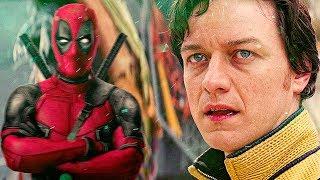 ¿Por que Razón  Los X-men Quieren Reclutar a Deadpool?- Teoria