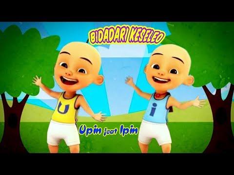 Bidadari Kesleo - Music Video Versi Upin Ipin