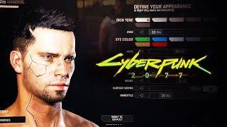 Cyberpunk 2077 - FULL Gameplay Deep Dive Presentation