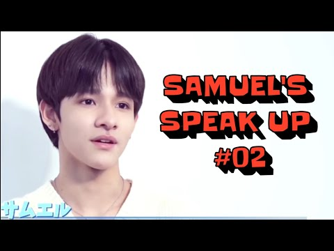 SAMUEL Abema Tv speak up #02