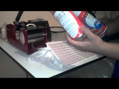 908221e2bf88 Pulseras sublimacion tutorial y consejos de papel - YouTube