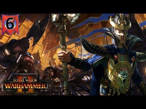 DWARF BETRAYAL - Total War Warhammer 2 High Elves Teclis Campaign #6