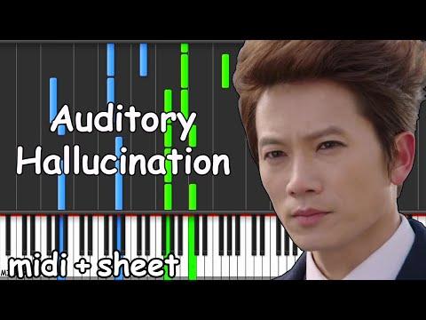 Kill Me, Heal Me - Auditory Hallucination Piano midi