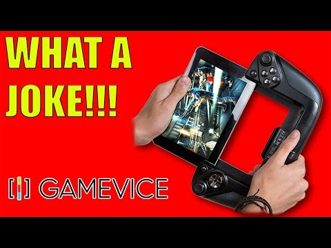 Gamevice's Lawsuit Against Nintendo's Switch Is An ABSOLUTE JOKE!