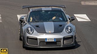 PORSCHE 991 GT2 RS WEISSACH PACKAGE - OVERVIEW and driving [2018 4K]