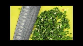 Как нарубить чеснок вместе с петрушкой и солью / от шеф-повара / Илья Лазерсон / Мировой повар