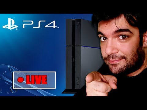 Lunedì LIVE - Playstation 4 RANDOMNESS