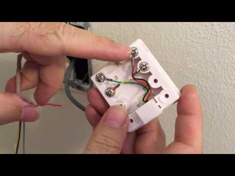 House Phone Line Wiring