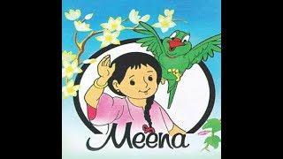 Meena Cartoon in Hindi alte Zeichentrick-dd national kidz video