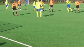16 feb VV De Meern O16-1 - Legmeervogels O16-2 beker 4-0 Doelpunt Hero, assist Appie (1-0)