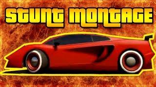 GTA 5 STUNT MONTAGE!