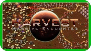 HARVEST: MASSIVE ENCOUNTER | The Unstoppable Swarm Tower Defense Game