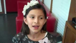 "Natalie Martinez ""singing class"""