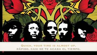 Incubus - Talk Shows on Mute (sub español) lyrics