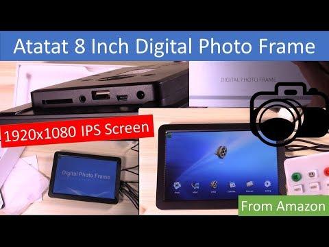 Atatat Digital Photo Frame - Amazon's Choice
