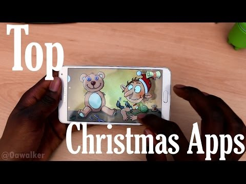 Top Android Christmas Apps 2014