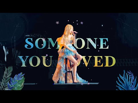 200222 BLACKPINK ROSÉ 블랙핑크 로제 솔로 IN YOUR AREA Yahuoku Dome 야후오쿠돔 직캠 - Someone You Loved (Solo Stage)