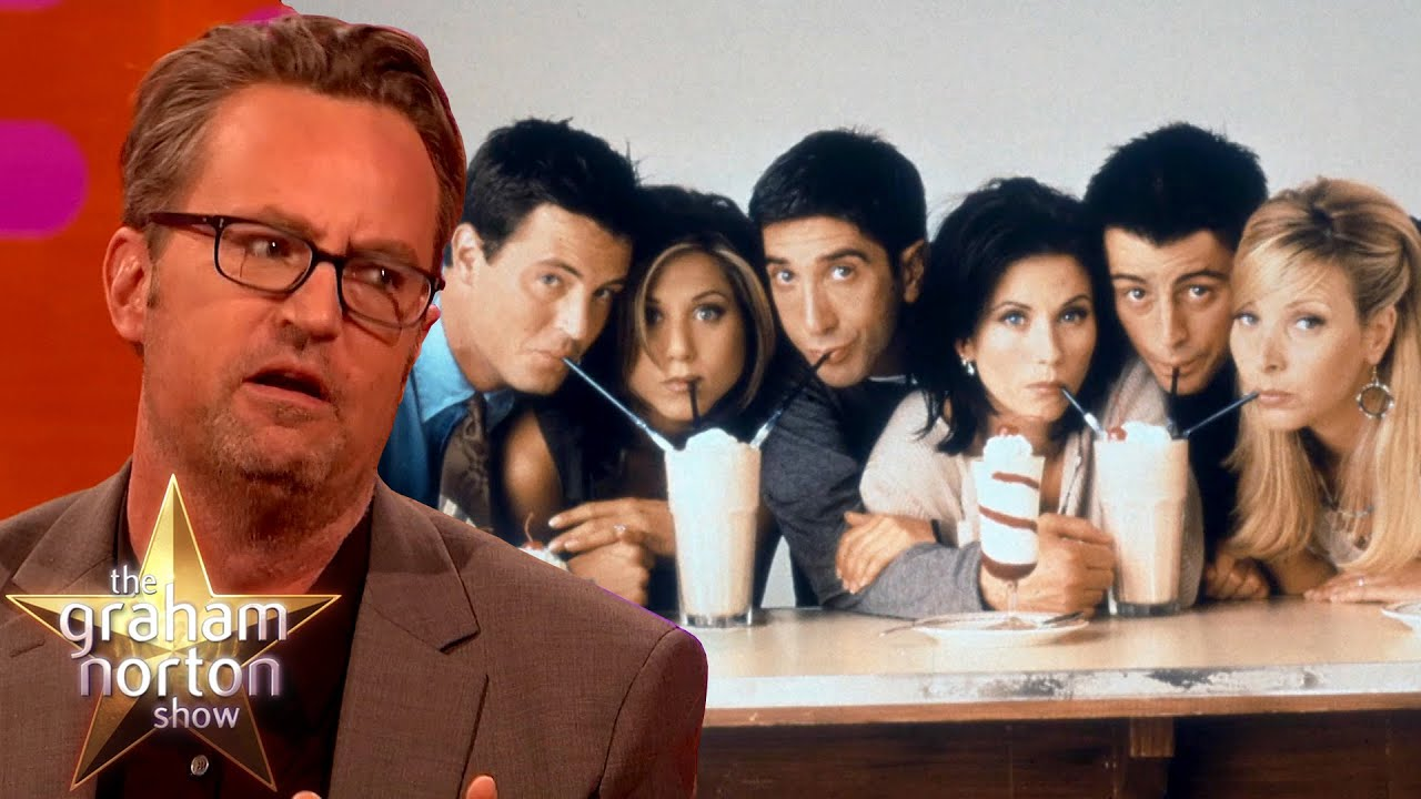 Matthew Perry Says The Friends Reunion Isn't Happening ...