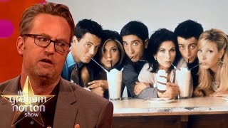 Matthew Perry Says The Friends Reunion Isn