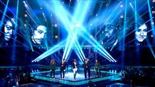 Team will.i.am perform a mega medley - The Voice UK - Live Show 3 - BBC One