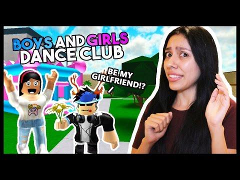 THE BULLIES FRIEND HAS A CRUSH ON ME! - Boys and Girls Dance Club - Roblox