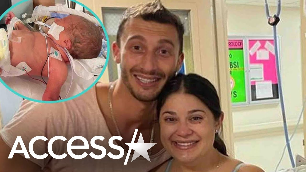 '90 Day Fiancé' Stars Loren And Alexei Brovarnik Welcome Second Child