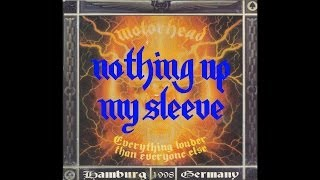 Motörhead - Nothing Up My Sleeve (Live in Hamburg 1998)