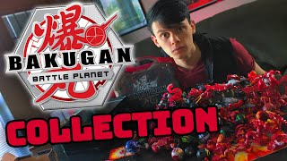 JETT39S BAKUGAN COLLECTION - The Good the Bad and the Ugly