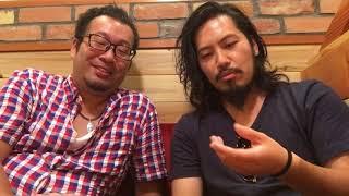 【生き方百景】 色々な生き方や考え方を紹介する対談集。今回は、俳優の佐藤寛之さんとの対談です。パート4.