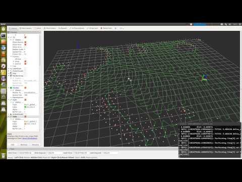 6-Eck-Algorithmus / Hexagon Algorithm - ROS OctoMap