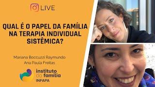 Qual é o papel da família na Terapia Individual Sistêmica?