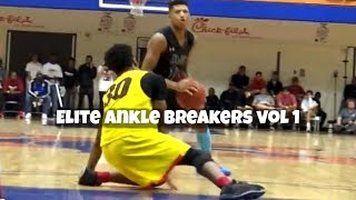 ELITE Ankle Breakers Vol 1! The Best Crossovers & Handles on Elite Mixtapes