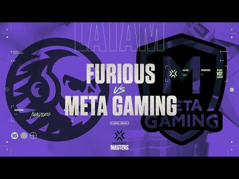 Furious vs Meta - VCT 2021 - Map 2
