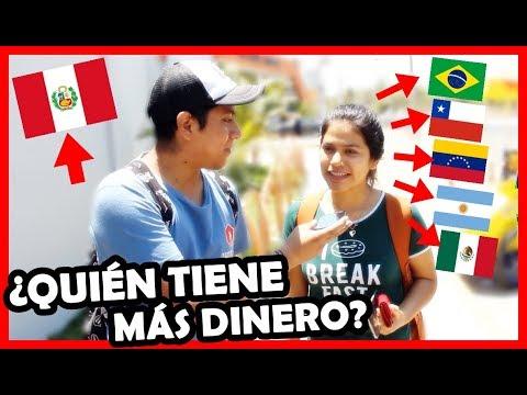 ¿Qué país es el más RICO de Latinoamérica? ¿Chile? ¿Venezuela? | Peruvian Life