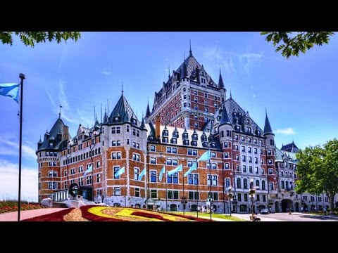 Top10 Recommended Hotels in Quebec City, Quebec, Canada