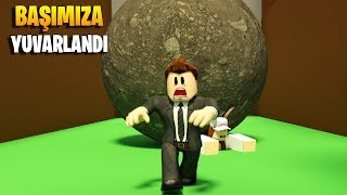 ☠️ Can't Roll Rocks over Our Heads, but What! 🏃 ♂️ | Deathrun | Roblox Englisch