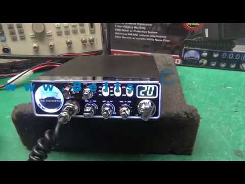Repeat Stryker SR-447HPC2 Tune-up Report by Bells CB - You2Repeat