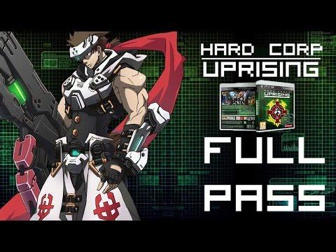 Hard Corps: Uprising (кОнтра) ps3 [полное прохождение]