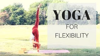 Yoga For Flexibility and Full Body Stretch -  Liel Cheri Yoga