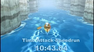 Mario Party 9 Project Hudson - Time Attack Speedrun 10:43.84