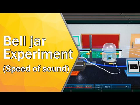 experiment-to-observe-speed-of-sound-|-bell-jar-experiment-|-physics|-letstute