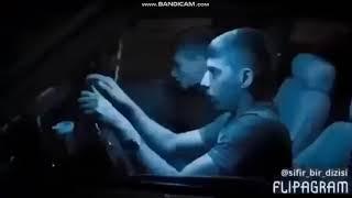 Araba Yanlama Sahnesi (Burak & Cengo)