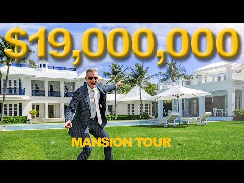 Inside A MASSIVE $19 Million MEGA Mansion | Ryan Serhant Vlog #106