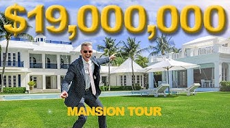 Inside a MASSIVE $19 Million MEGA Mansion | Ryan Serhant Vlog #106