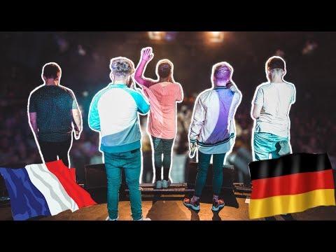 EUROPE TOUR - BTS
