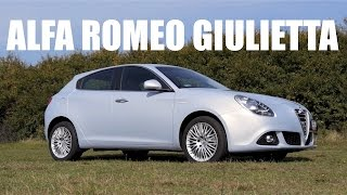 (ENG) Alfa Romeo Giulietta - Test Drive and Review