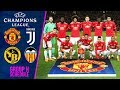 Manchester United's UEFA Champions League Group H Schedule | Juventus, Valencia, BSC Young Boys