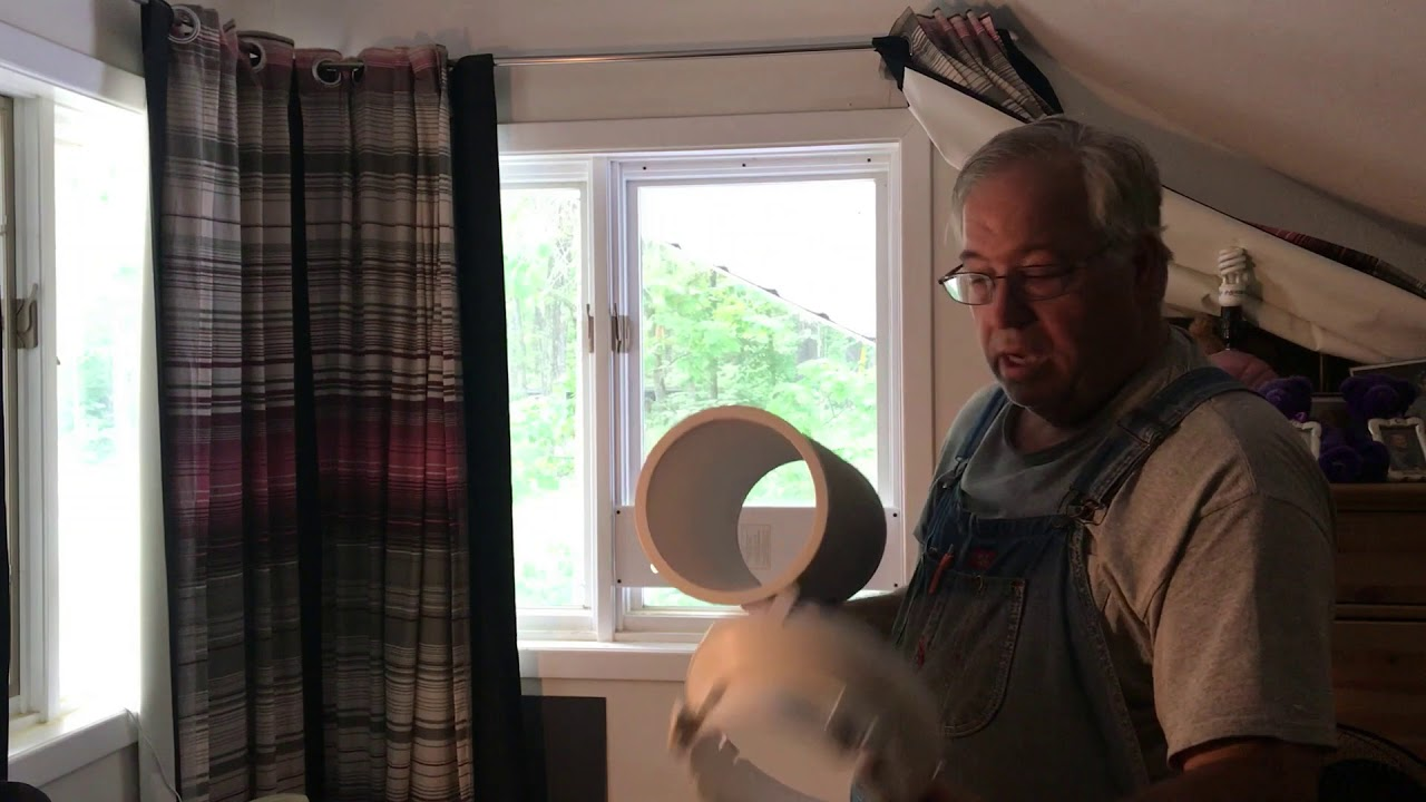 Install Portable Ac Unit With Casement Window Youtube